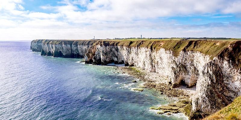 Flamborough Headland Cliffs
