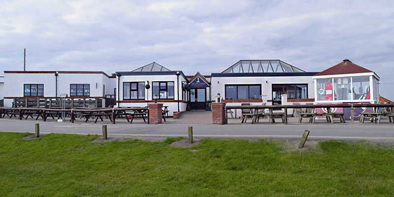 Headlands Family Restaurant & Cafe Bar at Flamborough Head, nr Bridlington, East Yorkshire Heritage Coast