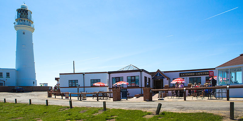 We Welcome Bikers, Motorcycle Enthusiasts and Motorbike Clubs to Headlands Restaurant at Flamborough Head