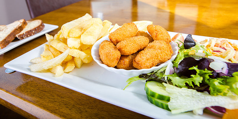 Side Orders and Childrens Menu from our Restaurant Menu - Eat on their own or compliment a Snack or Main Meal.
